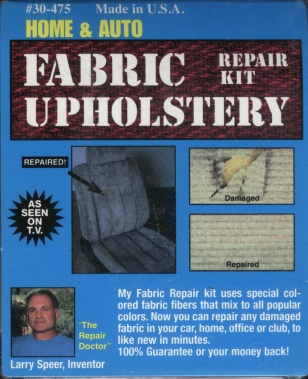 fabric and upholstery repair kit. Black Bedroom Furniture Sets. Home Design Ideas