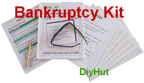 Do it yourself bankruptcy kit solutioingenieria Image collections