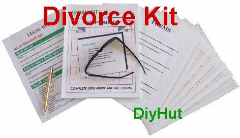 Do it yourself divorce kit solutioingenieria Image collections