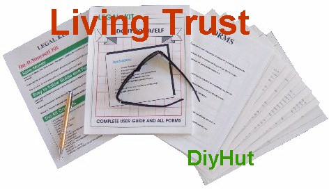 Do it yourself living trust kit solutioingenieria Images