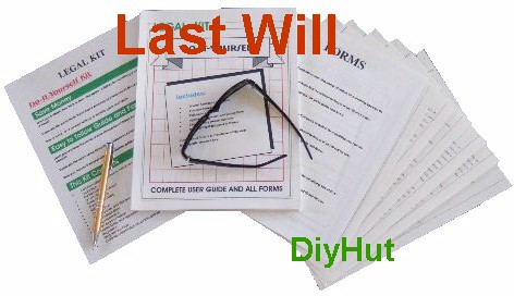 Do it yourself last will and testament solutioingenieria