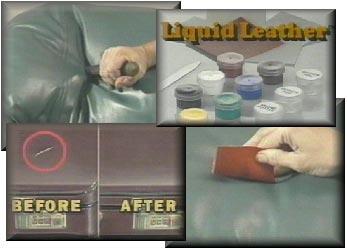 Leather Vinyl Fabric Repair
